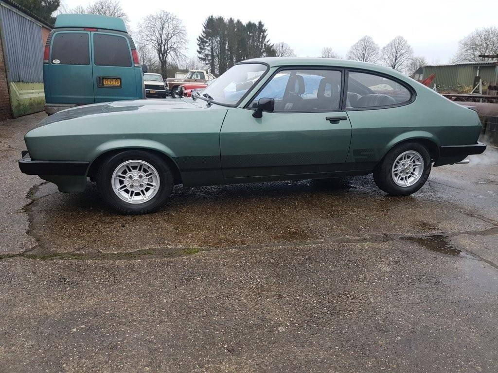 capri/ford classics for sale